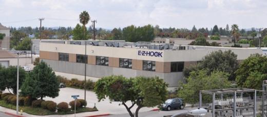 E-Z-Hook facilities in Arcadia, California